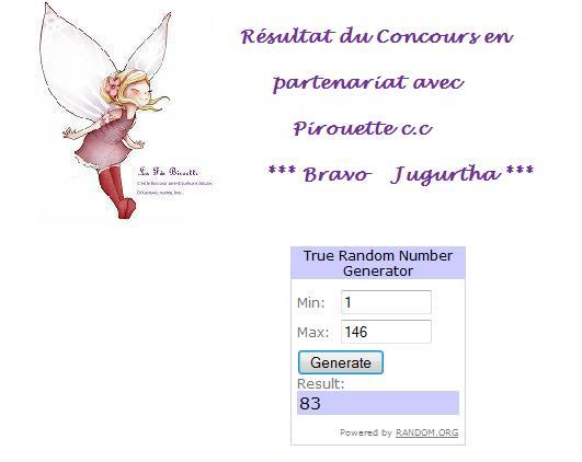 concours piroutette