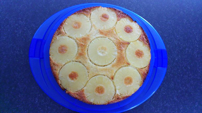 gâteau-ananas