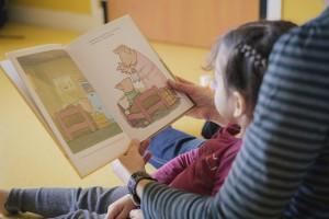 lecture jeunesse, apprendre le language