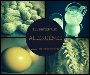 Allergènes alimentaires