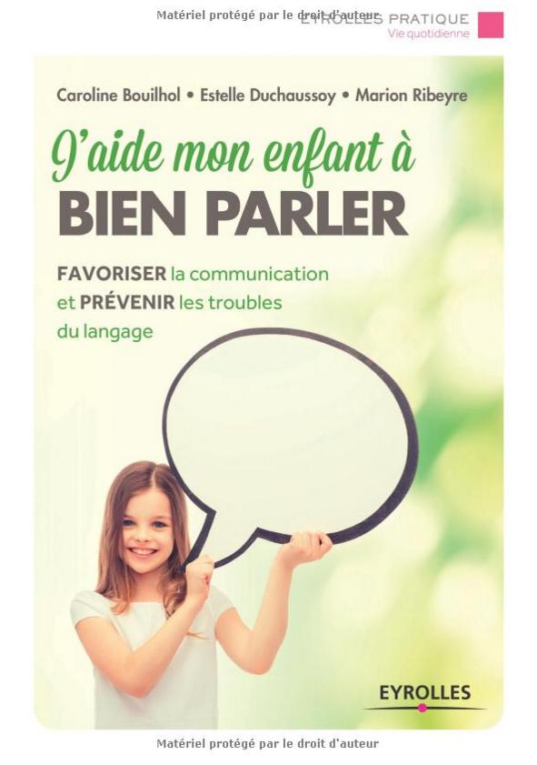 aider son enfant à bien parler