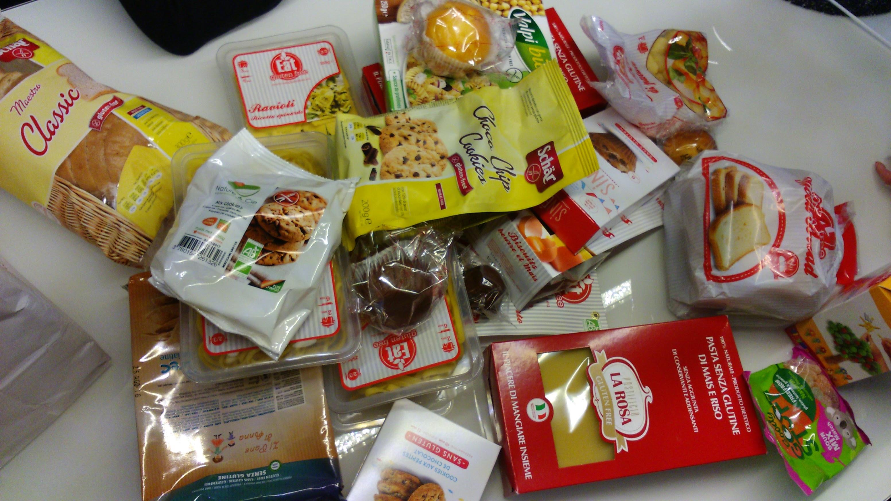 Salon des allergies alimentaire et produits sans