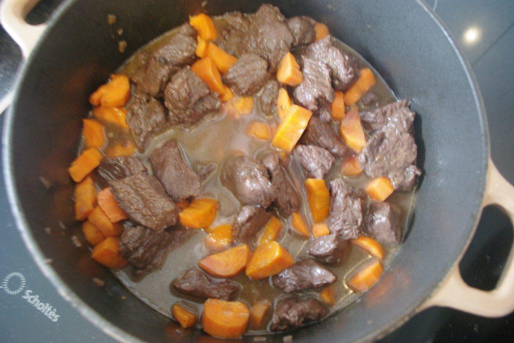 bœuf-bourguignon