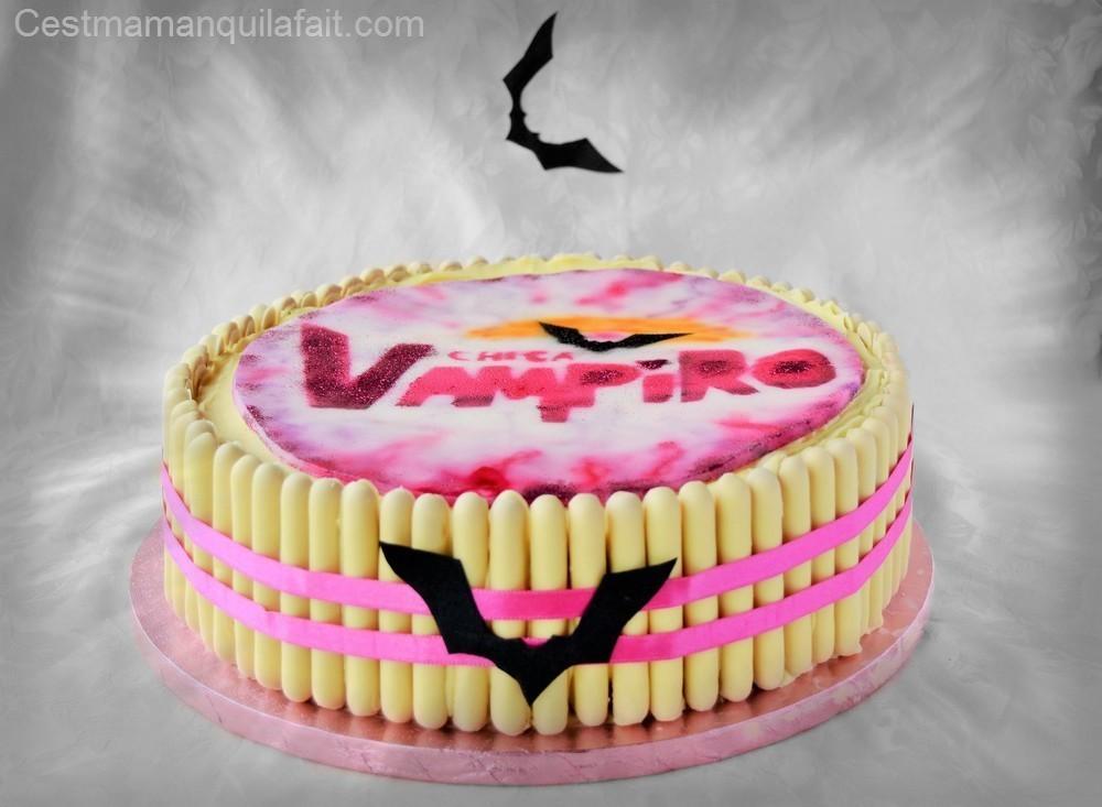 Chica Vampiro Activites Pour Enfant La Fee Biscotte