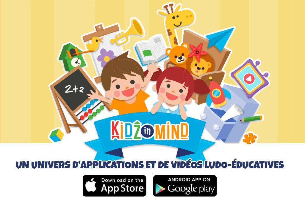 application-enfant