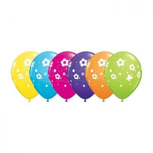 ballon-fleurs