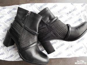 avis chaussure karakool