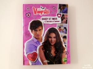 Livre magazine chica vampiro