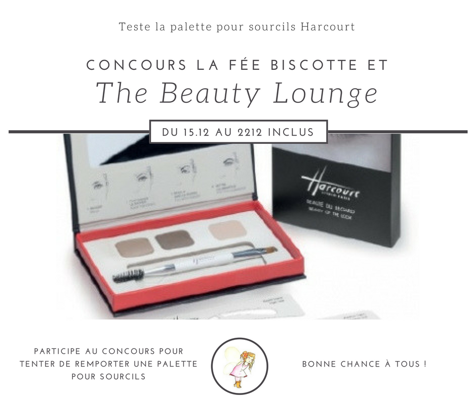 concours palette maquillage