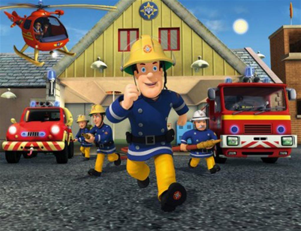 Sam le pompier activit es pour enfant imprimer la - Sam le pompier personnages ...