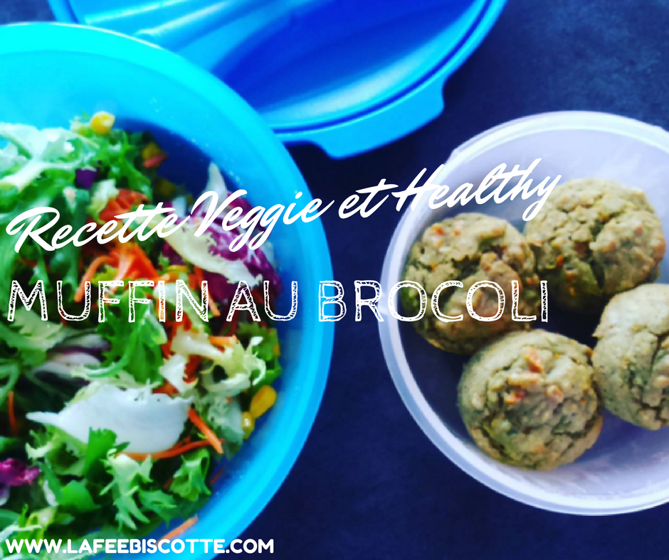 recette muffin au brocolis