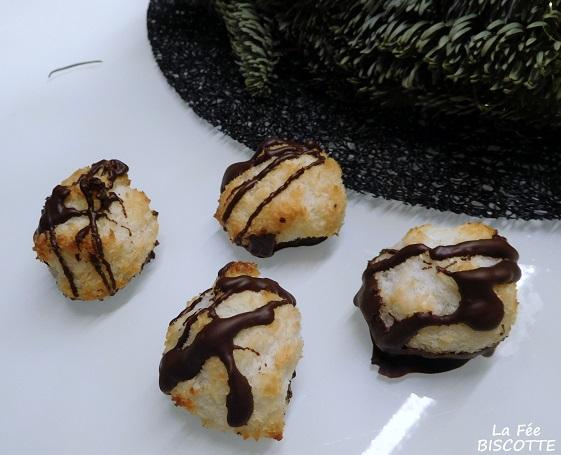 biscuits de noël à la noix de coco