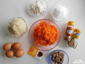 carrot cake épicé