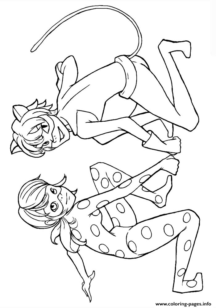 coloriage miraculous