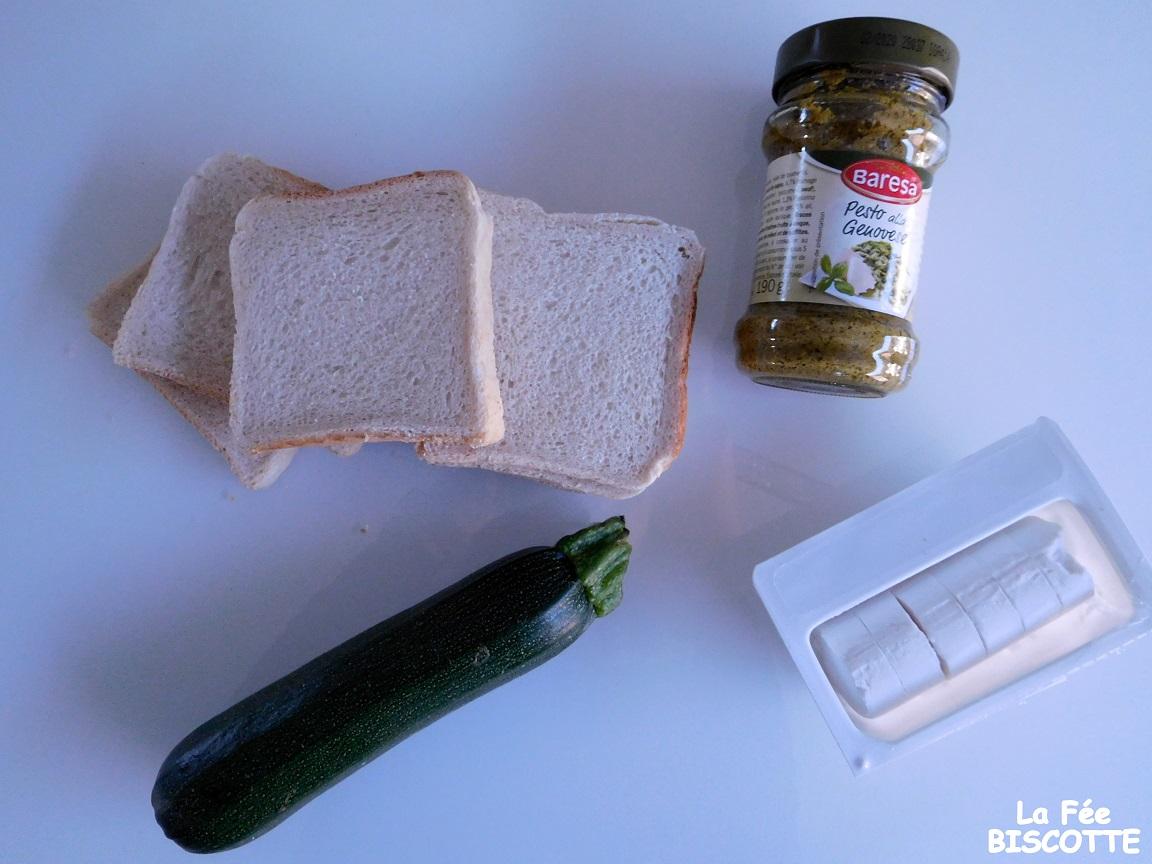 croque monsieur végétarienne