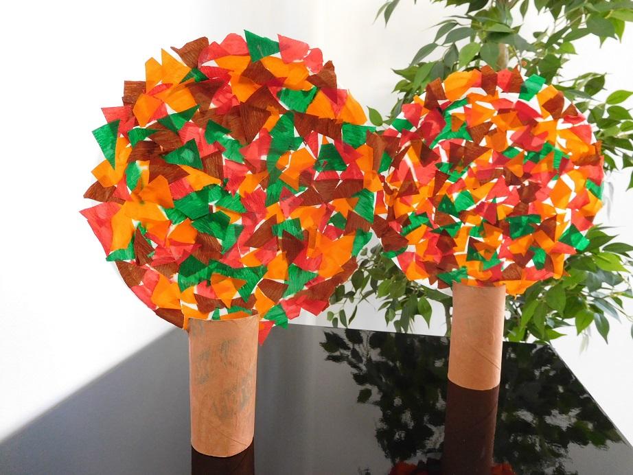 activité d'automne pour enfant
