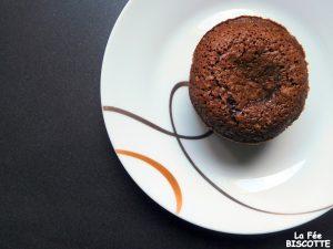 fondant au chocolat et coco