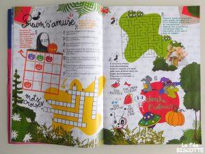 magazine pour enfant