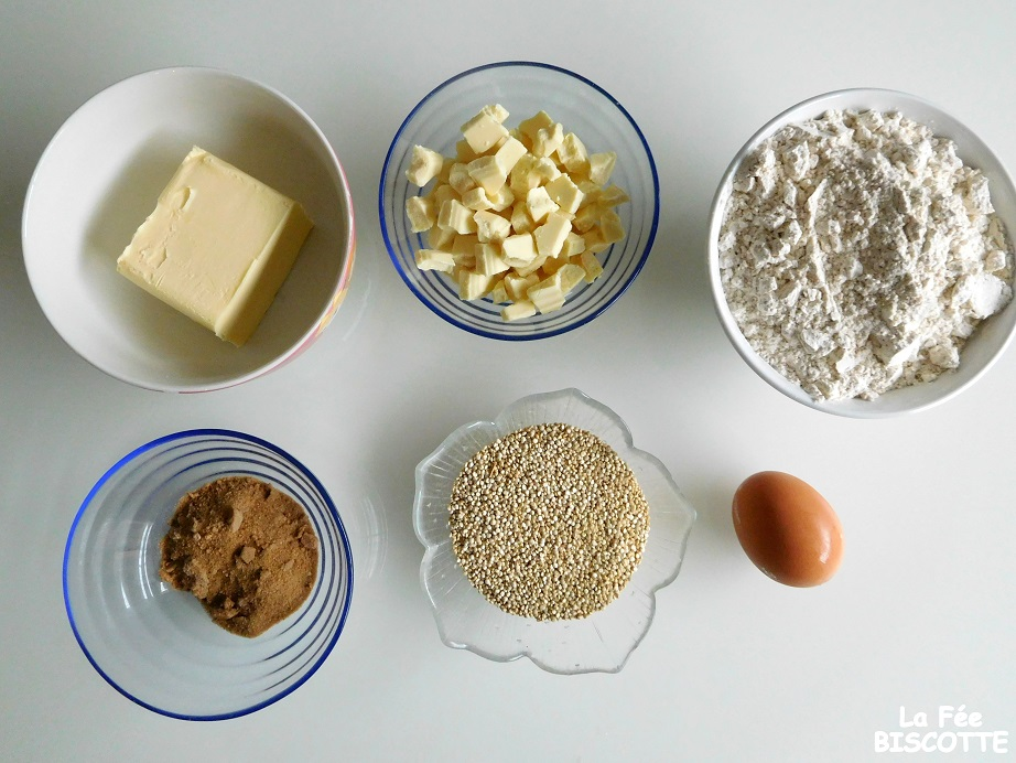 recette à base de quinoa
