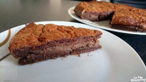 recette gâteau magique au chocolat