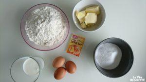 recette gâteau abricot