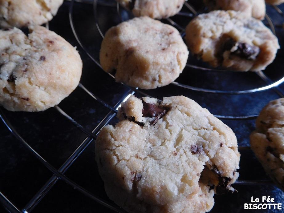 cookies pépite choco vegan