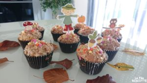 muffin d'automne