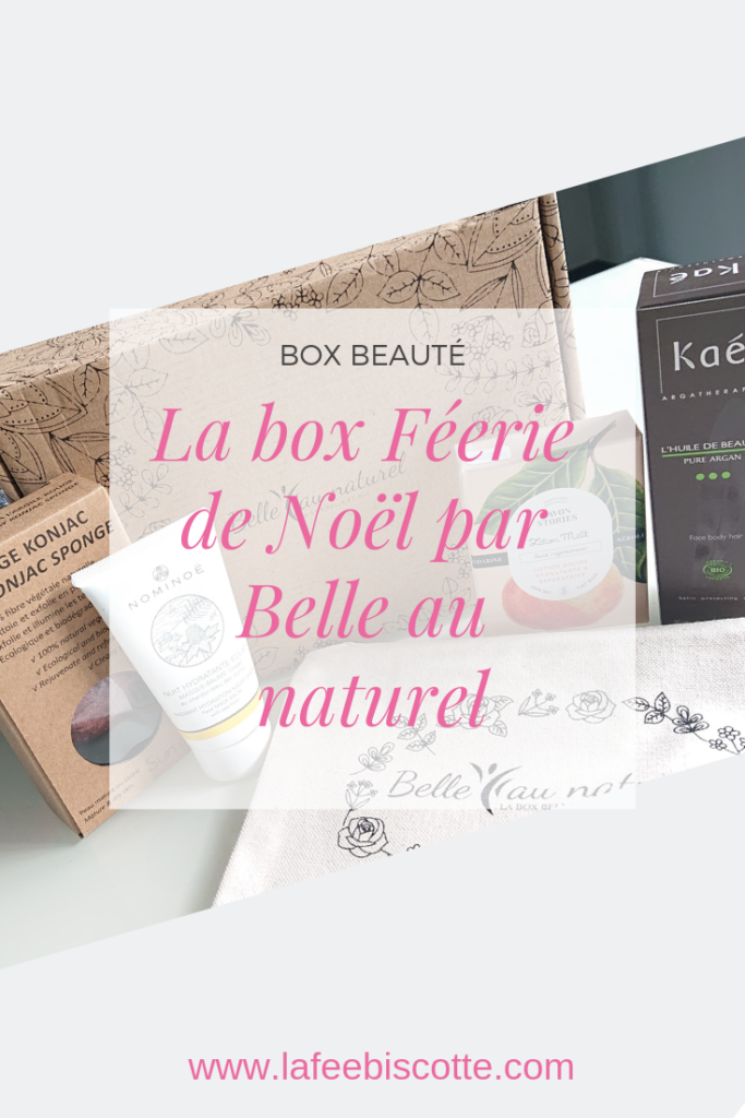 avis box belle au naturel