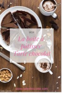 avis La boîte à pâtisser - Tarte chocolat