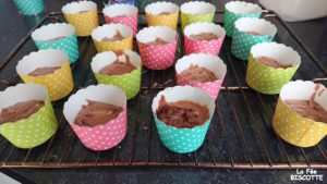 recette muffins smarties