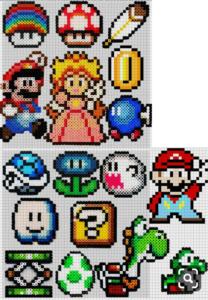 Un Anniversaire Mario Bross La Fée Biscotte