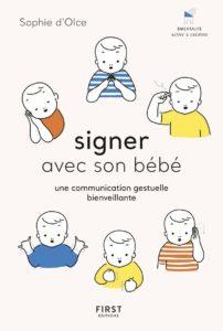 signer avec des bébés