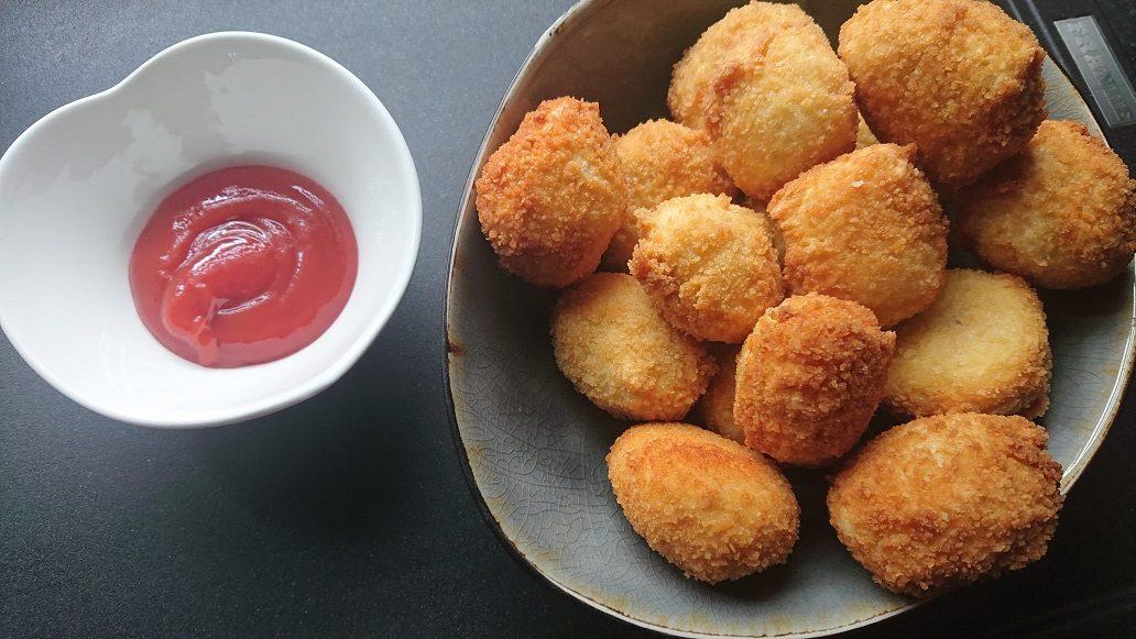 Nuggets De Poulet Fait Maison La Fee Biscotte