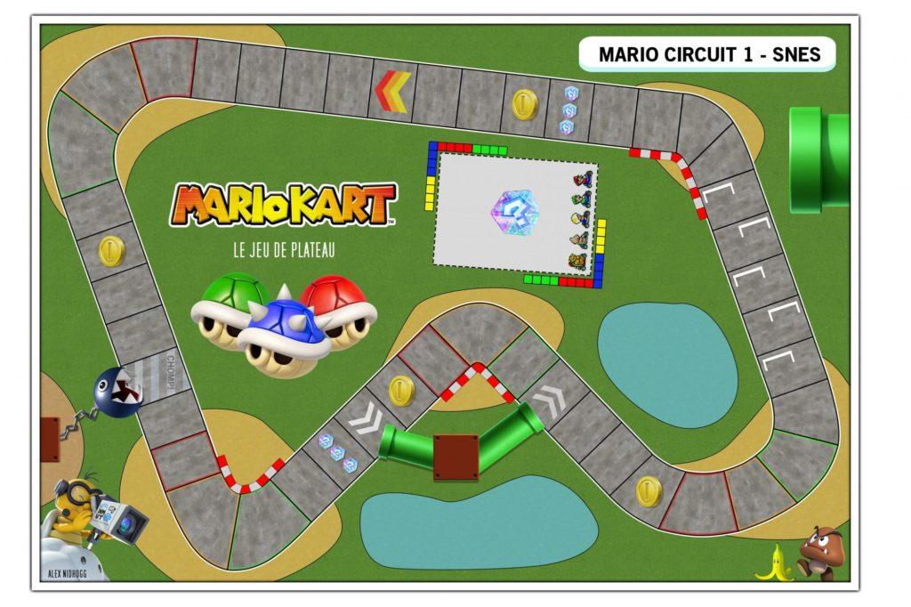 activités Mario bros gratuites
