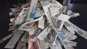 recette papier maché