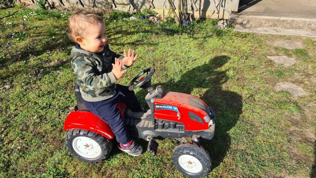 jouets extérieur pour enfant